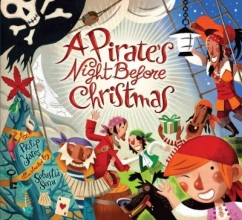 Yates, Philip A Pirate`s Night Before Christmas