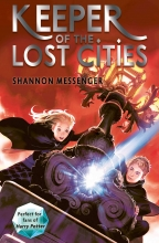 Shannon Messenger , Keeper of the Lost Cities