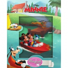 Disney Minnie Mouse Magical Story with Lenticular