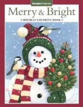 McKeehan, Valerie Merry & Bright Holiday Coloring Book