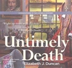 Duncan, Elizabeth J. Untimely Death
