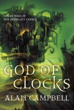 Campbell, Alan God of Clocks