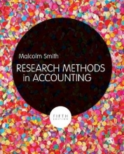 Malcolm Smith , Research Methods in Accounting
