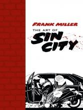 Miller, Frank Art of Sin City