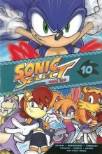 Sonic Scribes Sonic Select Book 10
