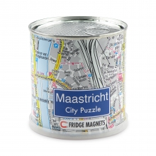 , Maastricht city puzzel magnetisch