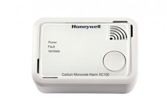 , Koolmonoxidemelder Honeywell incl. 3V batterij