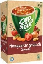, Cup-a-soup Hongaarse goulashsoep 21 zakjes