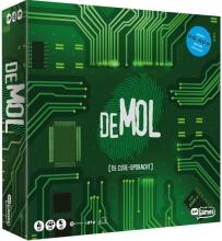 , De Mol - De code-opdracht (het bordspel)