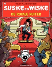 Willy  Vandersteen Suske en Wiske Suske en Wiske 324 De royale ruiter