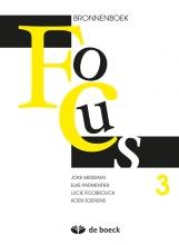 Focus 3 Aso - Bronnenboek