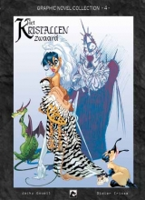 Jacky  Goupil Graphic Novel Collection Het Kristallen Zwaard integraal