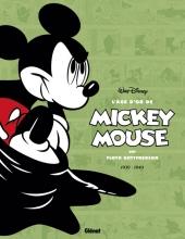 Floyd  Gottfredson Mickey Mouse  3 1939-1940, De gouden jaren