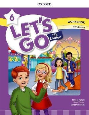 ,Let`s Go: Level 6: Workbook with Online Practice