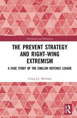 Craig J.J. McCann,The Prevent Strategy and Right-wing Extremism