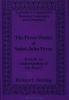 Sterling, Richard L., The Prose Works of Saint-John Perse