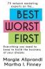 Margie K Aliprandi,   Martha I Finney, ,Best Worst First
