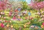<b>Gib-G6207</b>,Gibsons Puzzel Five Little Ducks 1000