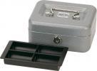 ,<b>Geldkist Pavo 150x115x80mm grijs</b>
