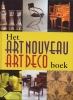 <b>Titus M. Eli&euml;ns</b>,Het Art Nouveau Art Deco boek