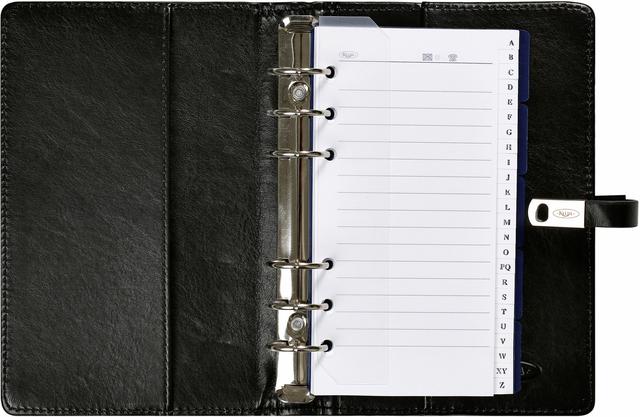,Agenda 2021-2022 organizer Kalpa Personal Standaard zwart