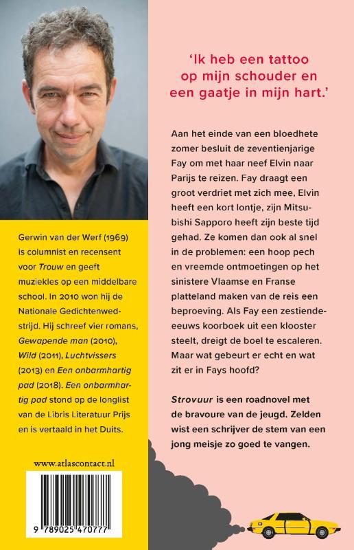 Gerwin van der Werf,Strovuur