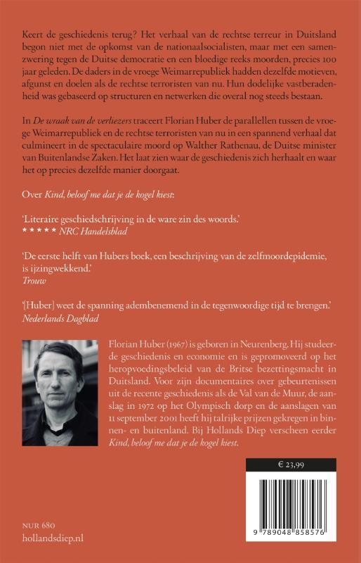 Florian Huber,De wraak van de verliezers