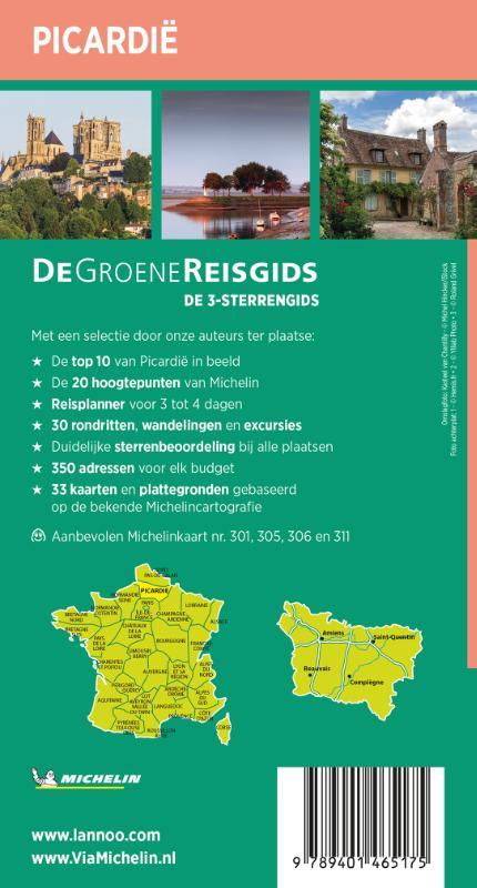 ,De Groene Reisgids-Picardië