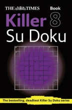 The Times Killer Su Doku Book 8