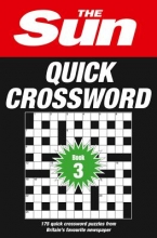 The Sun Sun Quick Crossword Book 3