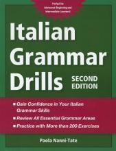 Nanni-Tate, Paola Italian Grammar Drills