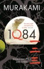 Murakami, Haruki 1Q84: Books 1 and 2 and 3