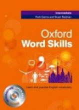 Redman, Stuart Oxford Word Skills. Intermediate. Student`s Book