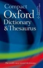 Oxford Dictionaries Compact Oxford Dictionary & Thesaurus
