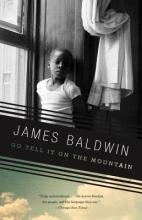 Baldwin, James Go Tell It on the Mountain