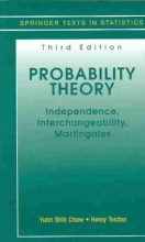 Yuan Shih Chow,   Henry Teicher Probability Theory