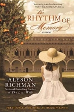 Richman, Alyson The Rhythm of Memory