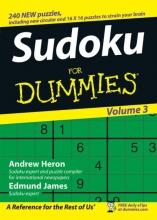 Heron, Andrew Sudoku For Dummies, Volume 3