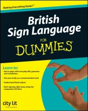 England) City Lit Centre for the Deaf (London British Sign Language For Dummies