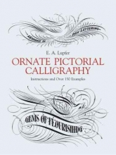 Lupfer, E A Ornate Pictorial Calligraphy
