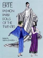 Erte Erte Fashion Paper Dolls of the Twenties