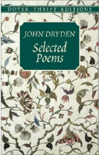 Dryden, John Selected Poems