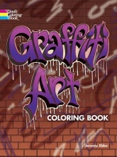Elder, Jeremy Graffiti Art Coloring Book