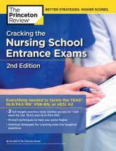 The Princeton Review Cracking the Nursing School Entrance Exams