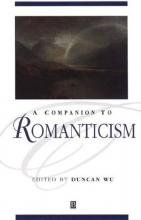 Wu, Duncan A Companion to Romanticism