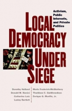 Holland, Dorothy Local Democracy Under Siege