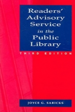 Saricks, Joyce G. Readers` Advisory Service In The Public Library