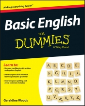 Geraldine Woods Basic English Grammar For Dummies - US