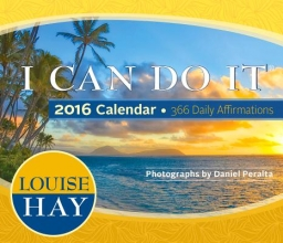 Hay, Louise I Can Do it 2016 Calendar