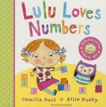 Reid, Camilla Lulu Loves Numbers